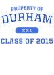 Durham Fan Favorite Heavyweight Hooded Unisex Sweatshirt