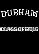 Durham Youth Attain Wicking Long Sleeve Performance Shirt
