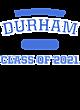 Durham Ladies Scorecard T-Shirt