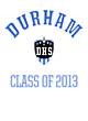 Durham Long Sleeve Fan Favorite Blend Tee