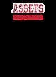 Assets Fan Favorite Heavyweight Hooded Unisex Sweatshirt