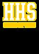 Harding Holloway Electrify Long Sleeve Performance Shirt