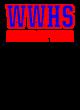 Woodrow Wilson Embroidered Holloway Raider Jacket