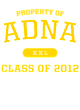 Adna Competitor Hooded Pullover