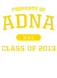 Adna Youth Classic Fit Lightweight Tee