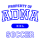 Adna Long Sleeve Competitor Cotton Touch Training Shirt