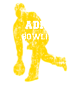 Adna Tri-Blend Wicking Fleece Hooded Pullover