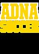 Adna New Era Ladies Heritage Blend Varsity Hoodie