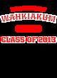 Wahkiakum Bella+Canvas Women's Triblend Short Sleeve T-Shirt