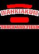 Wahkiakum Womens Long Sleeve V-Neck Competitor T-Shirt