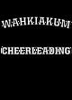 Wahkiakum Youth Classic Fit Heavyweight T-shirt