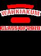 Wahkiakum Ladies Triumph Cowl Neck Pullover