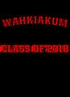 Wahkiakum Youth Classic Fit Long Sleeve T-shirt
