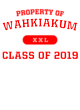 Wahkiakum Youth Competitor Hooded Pullover