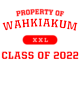Wahkiakum Men's Game T-Shirt