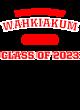 Wahkiakum Womens Sleeveless Competitor T-shirt