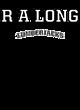 R A Long Fan Favorite Heavyweight Hooded Unisex Sweatshirt