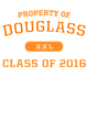 Douglass Classic Fit Heavy Weight T-shirt
