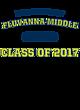 Fluvanna Middle Champion Heritage Jersey Tee