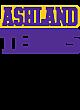 Ashland Ladies Ombre V-Neck Tee