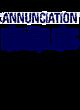 Annunciation Women's Classic Fit Heavyweight Cotton T-shirt