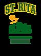 St. Rita Long Sleeve Fan Favorite Blend Tee