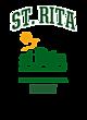St. Rita Womens Ultimate Performance V-Neck T-shirt
