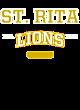 St. Rita Sport-Tek Long Sleeve Youth Posi-UV Pro Tee