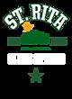 St. Rita Womens Sport Tek Heavyweight Hooded Sweatshirt