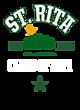 St. Rita Heavyweight Crewneck Unisex Sweatshirt