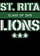 St. Rita Holloway Electrify Long Sleeve Performance Shirt