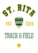 St. Rita Holloway Echo Hoodie Short Sleeve