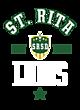 St. Rita Womens Holloway Electrify Long Sleeve Performance