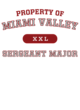 Miami Valley Long Sleeve Competitor T-shirt
