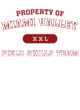 Miami Valley Long Sleeve Competitor Cotton Touch Training Shirt
