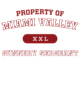 Miami Valley Womens V-Neck Competitor T-shirt