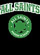 All Saints Tie Dye T-Shirt