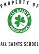 All Saints Adult Tri-Blend T-Shirt
