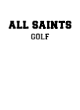 All Saints Adult Competitor T-shirt