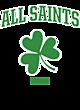 All Saints Holloway Youth Prospect Unisex Hooded Sweatshirt