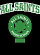 All Saints Russell Dri-Power Fleece Hoodie