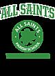 All Saints Russell Dri-Power Fleece Crew Sweatshirt