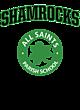 All Saints Digi Camo Youth Long Sleeve Performance T-Shirt