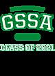 GSSA Womens Holloway Electrify Long Sleeve Performance