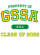 GSSA Women's Classic Fit Heavyweight Cotton T-shirt