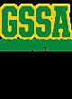 GSSA Ladies Long Sleeve Tri-Blend Wicking Raglan Tee