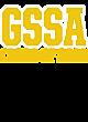 GSSA Champion Reverse Weave Garment-Dyed Crew
