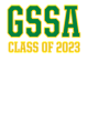 GSSA Embroidered Holloway Comeback Beanie