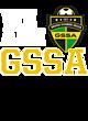 GSSA Champion Women�s Reverse Weave Crop Hoodie