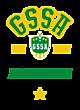 GSSA Nike Ladies Core Cotton Long Sleeve Scoop Neck Tee